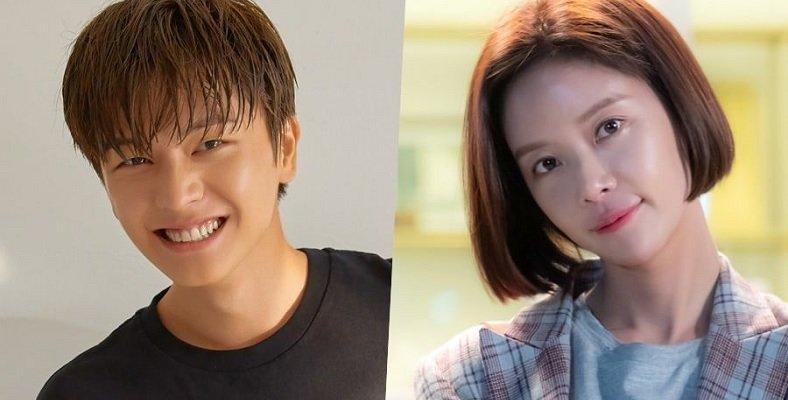 Yook Sungjae ve Hwang Jung Eum, Ssang Gap Pocha'nın Kadrosunda
