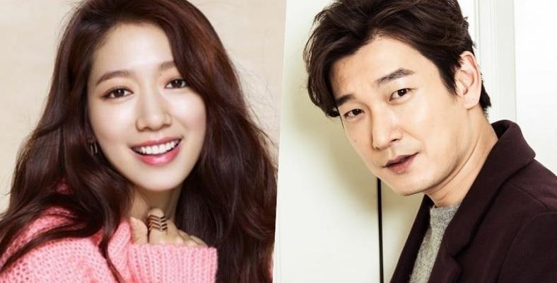 Park Shin Hye ve Cho Seung Woo, Sisyphus: The Myth'in Kadrosunda