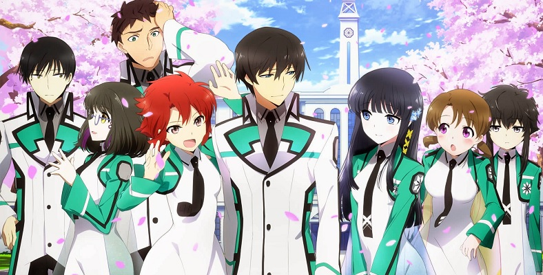 The Irregular at Magic High School Ekranlara geri Dönüyor
