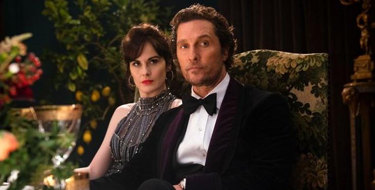 The Gentlemen: Guy Ritchie, Matthew McConaughey'le Birlikte Gangster Arenasına Geri Dönüyor