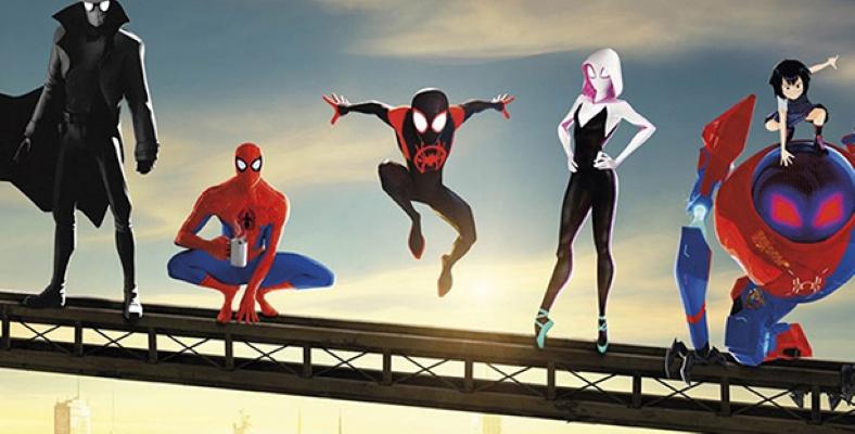SPIDER-MAN: INTO THE SPIDER-VERSE'ün İkinci Filminin 2022'de Çıkacağı Açıklandı