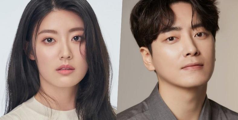 Nam Ji Hyun ve Lee Joon Hyuk ile 365 : A Year of Defying Fate için Görüşülüyor