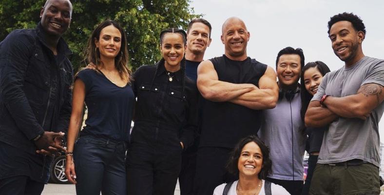 Universal Filmi Fast&Furious 9'un Çekimleri Tamamlandı