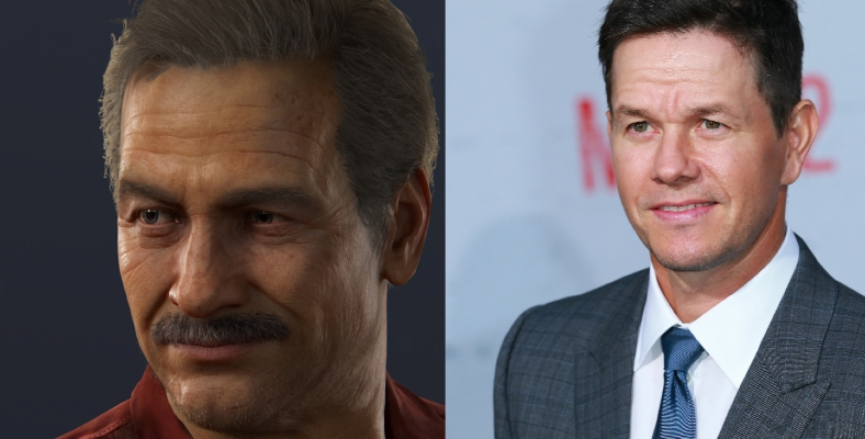 Mark Wahlberg 'Uncharted' Filminde Tom Holland'a Katılacak