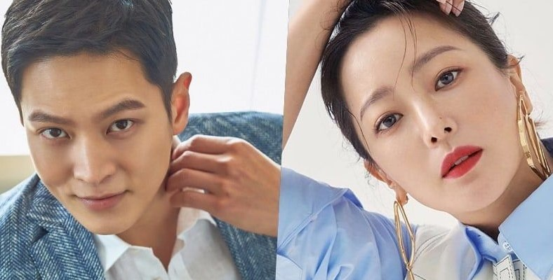Joo Won ve Kim Hee Sun, Alice'in Kadrosunda