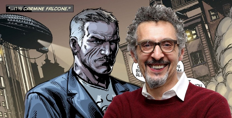 John Turturro, Carmine Falcone Rolüyle 'The Batman'de