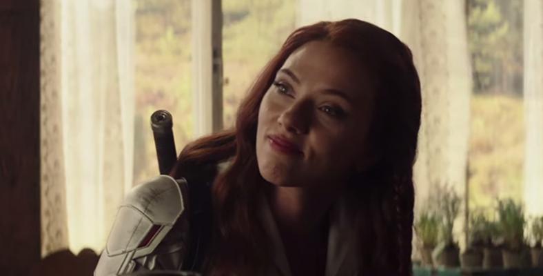 Marvel Yapımı Black Widow'un İlk Fragmanı Yayınlandı