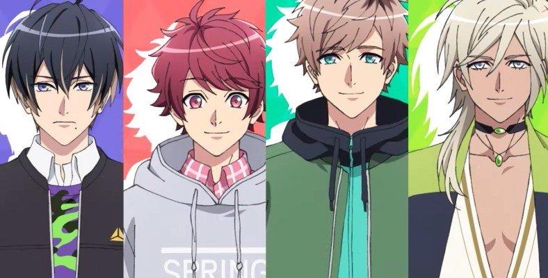 A3! Animesinin Fragmanı Yayınlandı