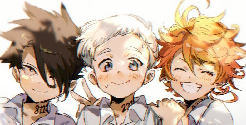 The Promised Neverland'in İkinci Sezonu Geliyor
