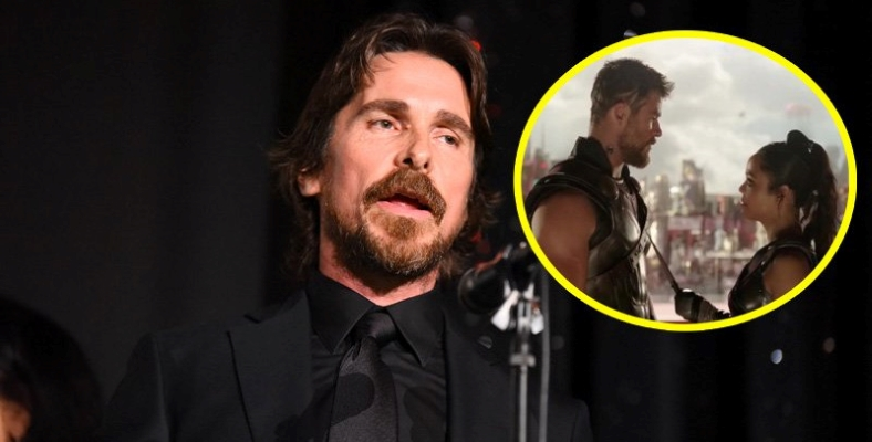 Christian Bale, Thor: Love and Thunder'ın Kadrosunda