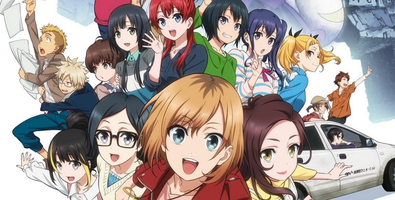 Shirobako Filminin Afişi Yayınlandı