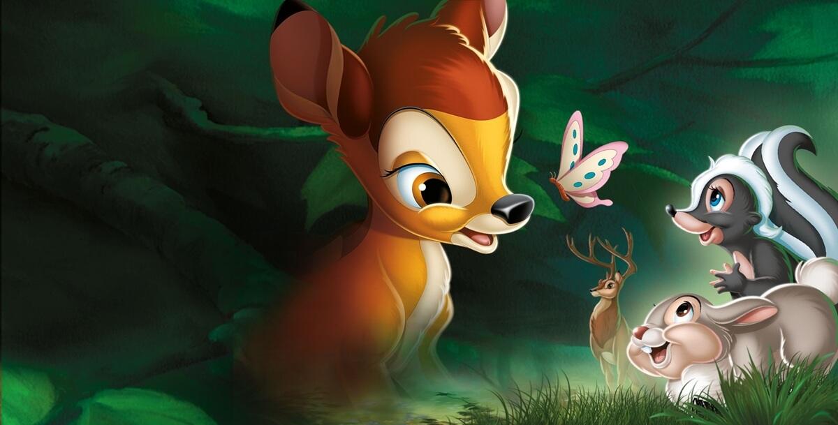 Disney, Bambi Uyarlaması Çekmeyi Düşünüyor