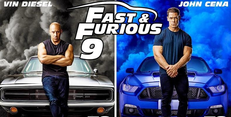 The Fast & Furious 9'un Fragmanı Yayınlandı