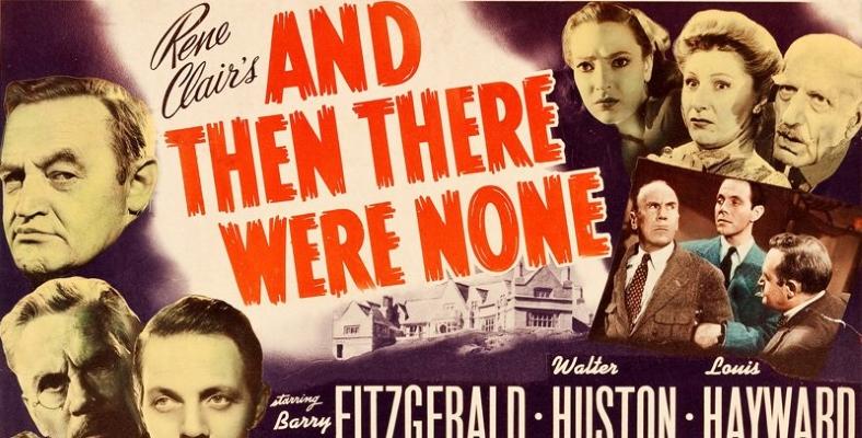 Agatha Christie'nin '10 Küçük Zenci' Adlı Romanı Film Oluyor