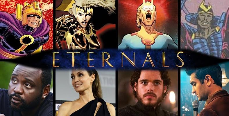 The Eternals, MSE'deki İlk LGBTQ+ Öpüşme Sahnesini İçerecek