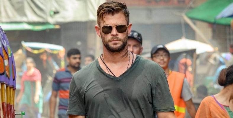 Chris Hemsworth'ün Extraction Filminden İlk Görüntüler Yayımlandı