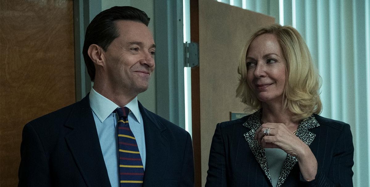 Başrollerinde Hugh Jackman ve Allison Janney'in Yer Aldığı Bad Education'ın Fragmanı Yayınlandı