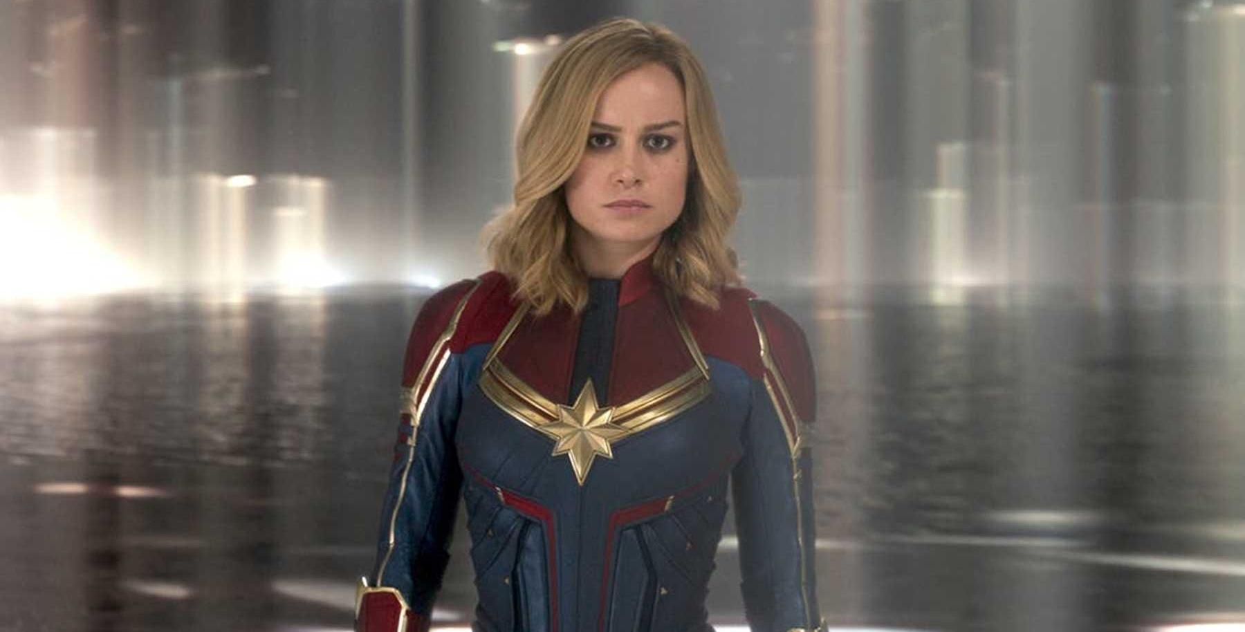 Captain Marvel 2'nin Vizyon Tarihi Açıklandı