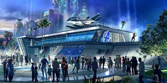 """Disney Avengers Kampüsü """"The Snap"""" Olmadan Açılacak"""