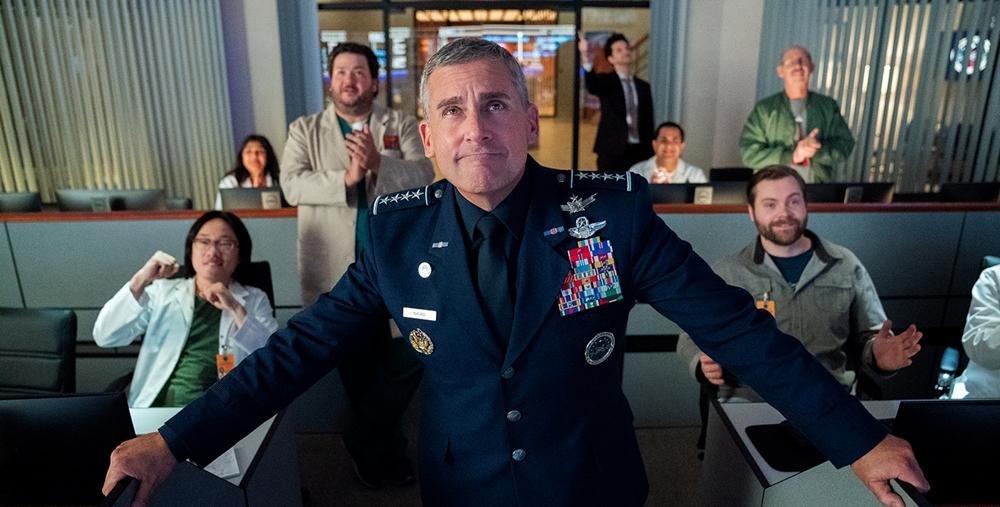 Space Force Çok Yakında Netflix'de