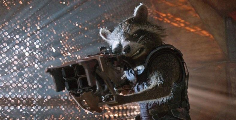 Guardians of the Galaxy Vol.3'te Rocket'in Büyük Bir Rolü Olacak