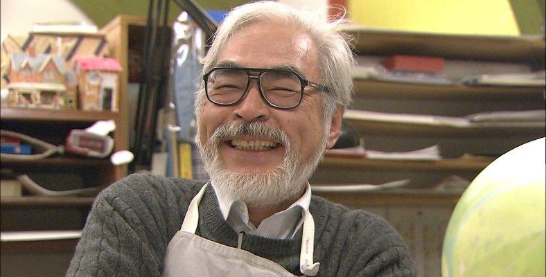 Hayao Miyazaki'nin Sıradaki Ghibli Filminin 36 Dakikası Hazır