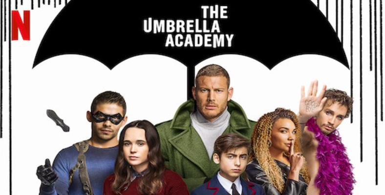 Netflix Yaza The Umbrealla Academy ile Giriyor!