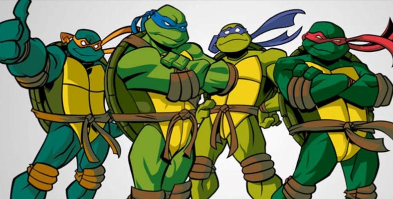 Ninja Kaplumbağalar Aramıza Geri Dönecek