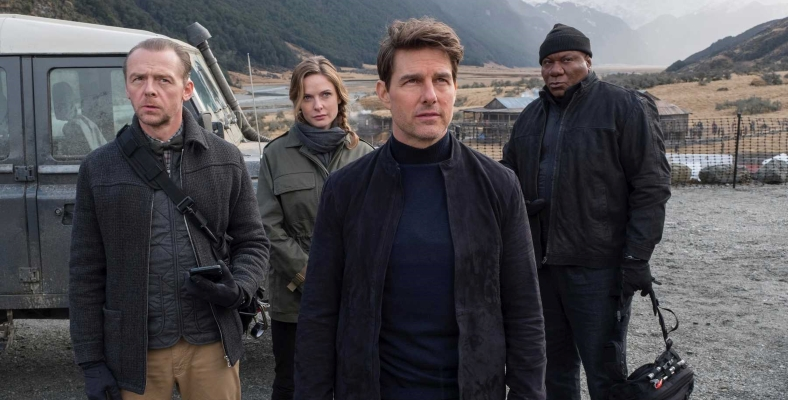 Mission Impossible, İngiltere'deki Çekimlerine Devam Edecek