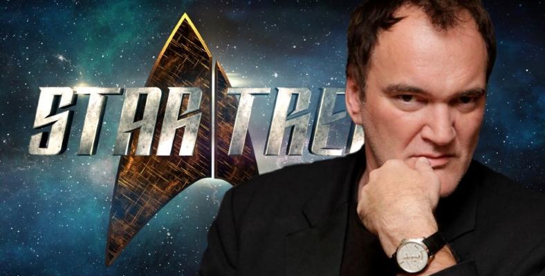 Quentin Tarantino, Star Trek Projesinden Ayrıldı