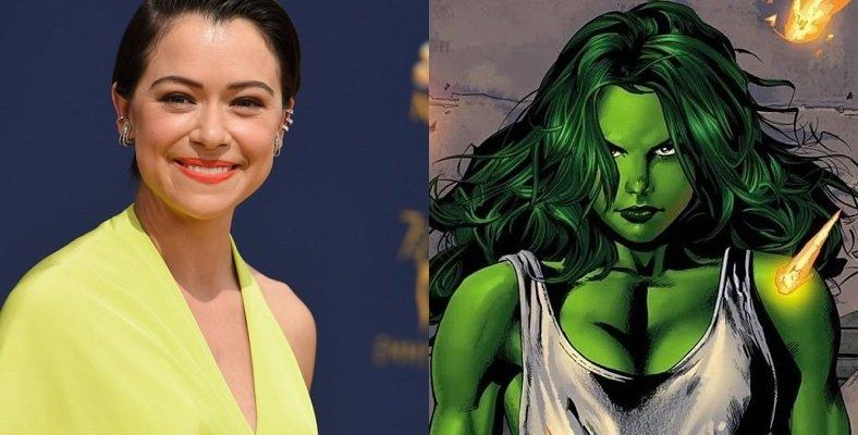 Marvel She-Hulk'ını Buldu