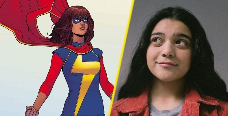 Ms. Marvel Başrolü Iman Vellani'nin