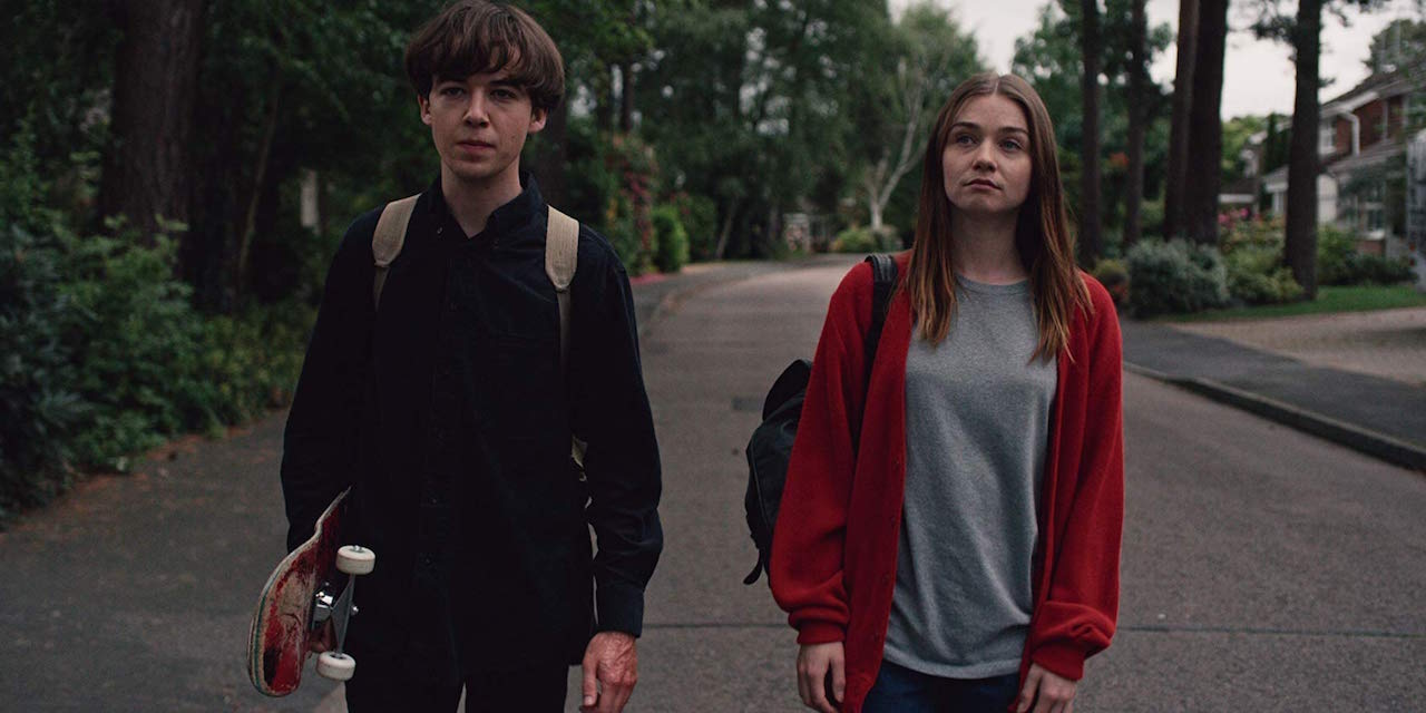 The End of the F***ing World (2017) - (İnceleme)