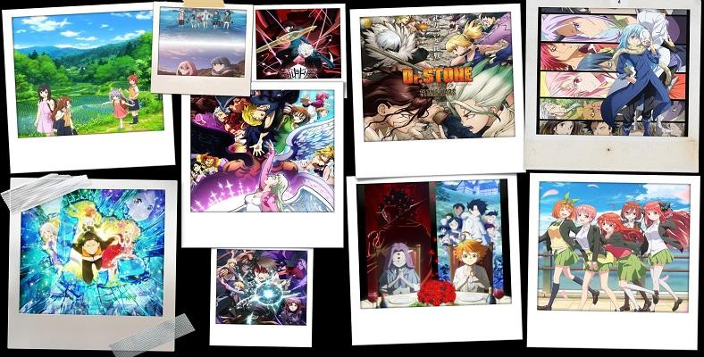 2021 Kış Mevsimi Animeleri Devam Eden Seriler