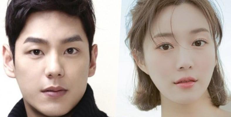 Kwak Si Yang ve Lee Da In, Alice'in Kadrosunda