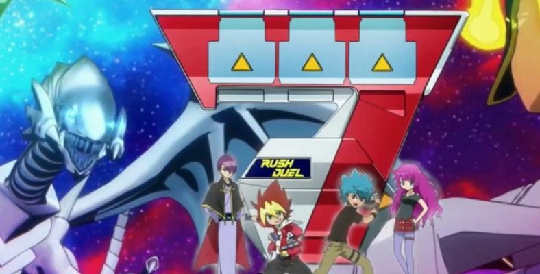 Yu-Gi-Oh! Sevens'ın Gösterim Tarihi Açıklandı