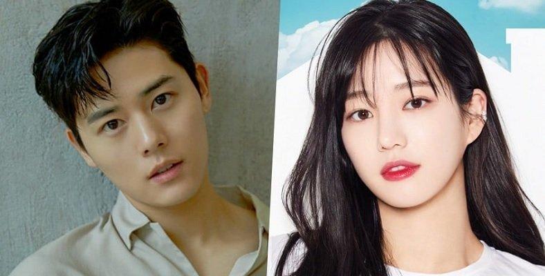 Kim Dong Jun ve Lee Yoo Bi ile Epilogue için Görüşülüyor