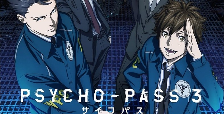 Psycho-Pass 3: First Inspector'ın Vizyon Tarihi Açıklandı