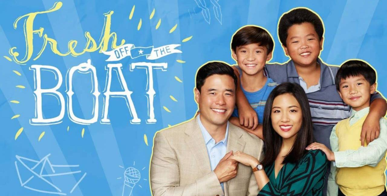Fresh Off the Boat (2015) - (İnceleme)