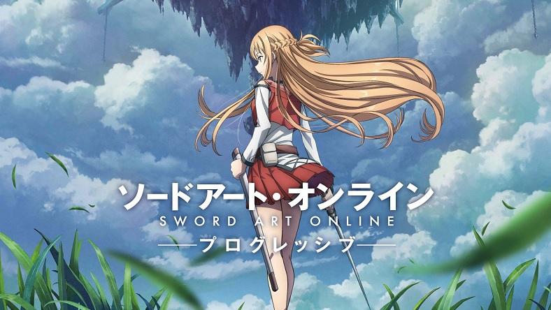 Sword Art Online: Progressive Animesi Geliyor