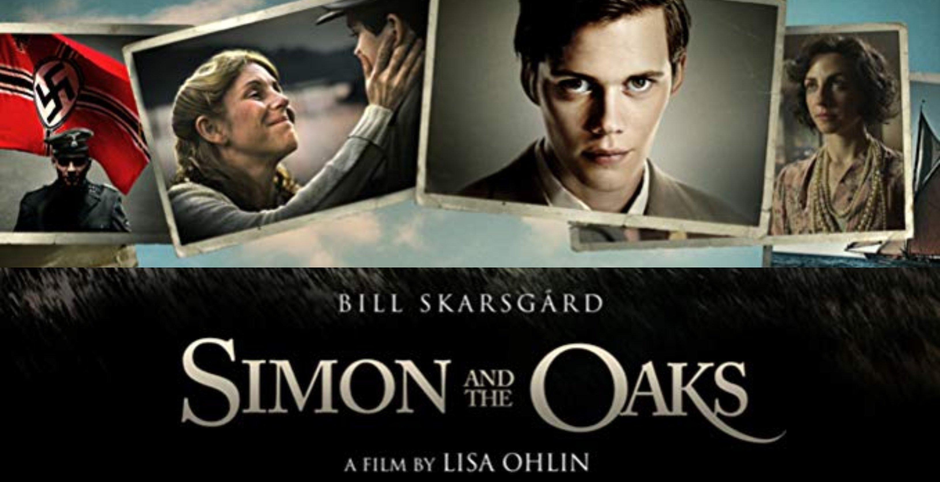 Simon och ekarna (2011) - Simon and the Oaks - Simon ve Meşe Ağacı - (İnceleme)