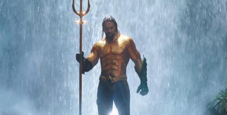 Jason Momoa, Aquaman And The Lost Kingdom Kostümünü Paylaştı