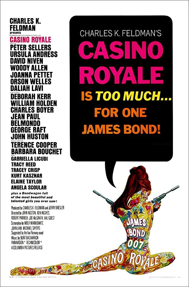 Casino royale 1967 film