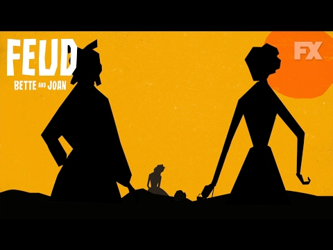 Main Title Sequence | FEUD: Bette and Joan Season 1