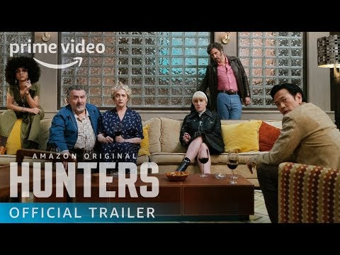 Hunters - Official Trailer | Prime Video